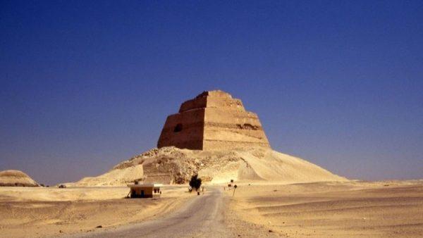 Wadi El Rayan Faiyum Reise von Kairo