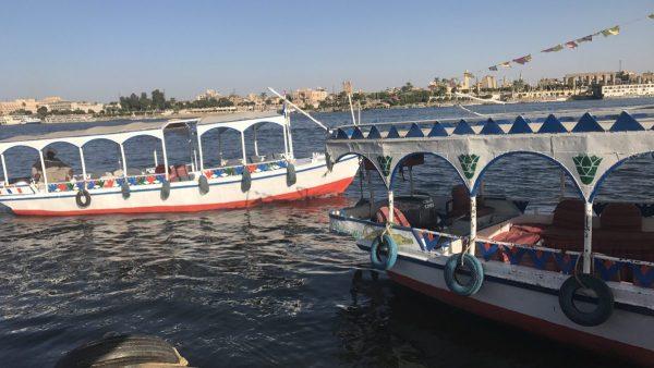 Nile Boat Trip Hurghada