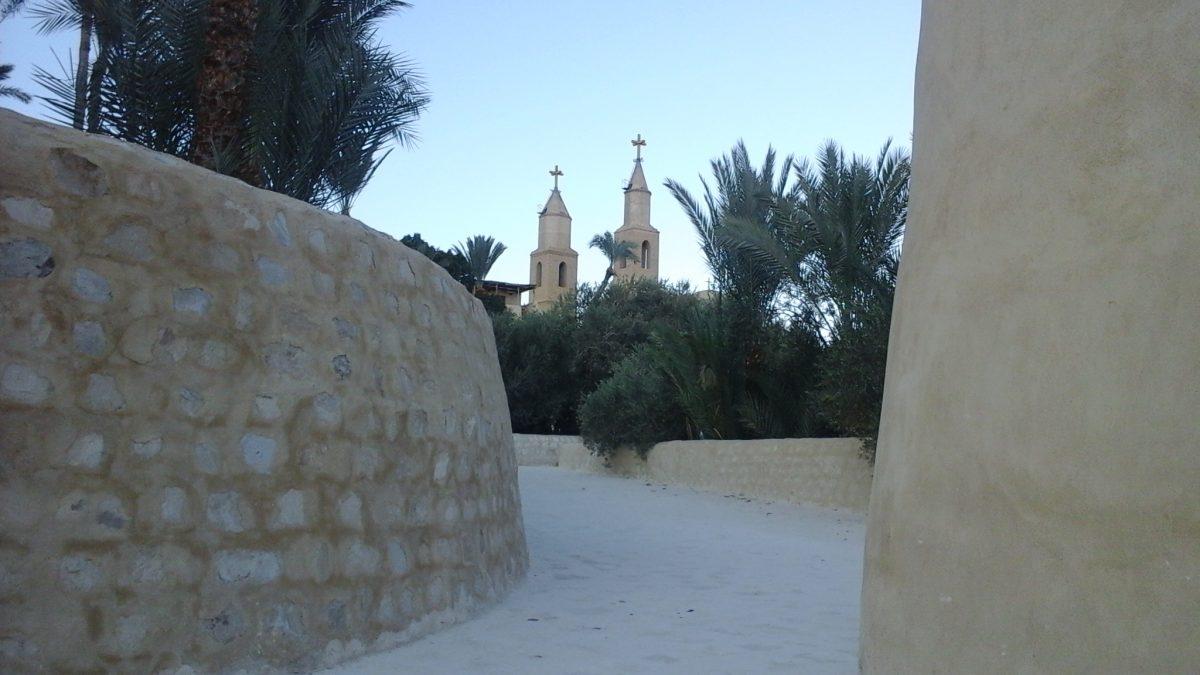 Saint Anthony Monastery Hurghada Booking