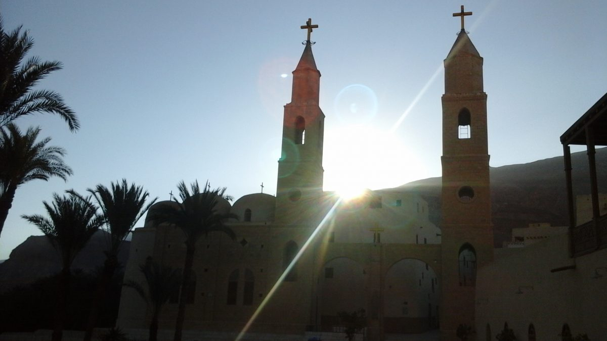 Monastery of Saint Anthony Hurghada Program