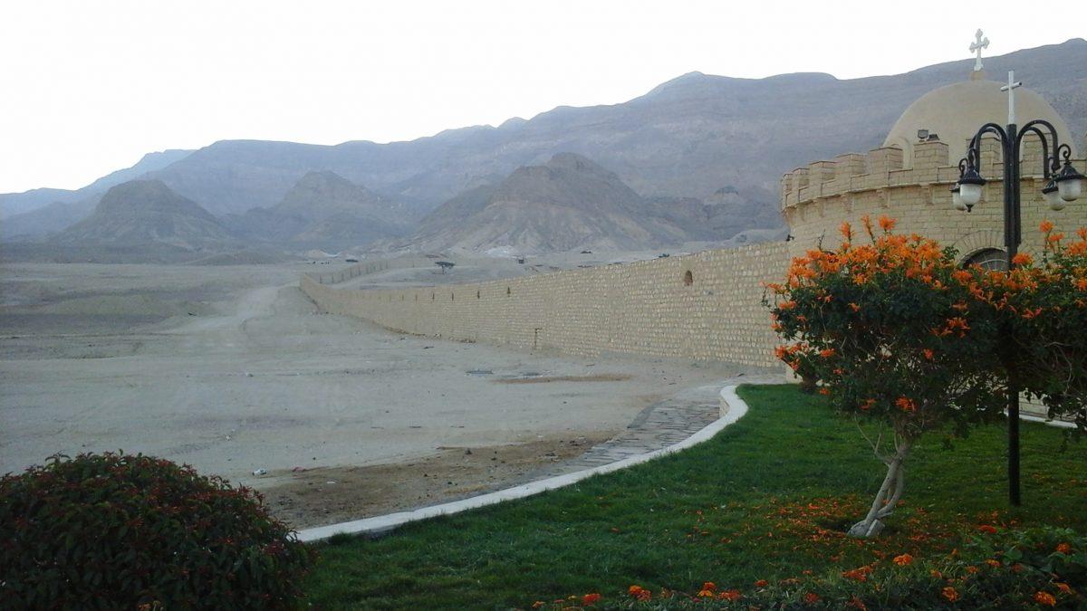 Saint Anthony Monastery Hurghada Price