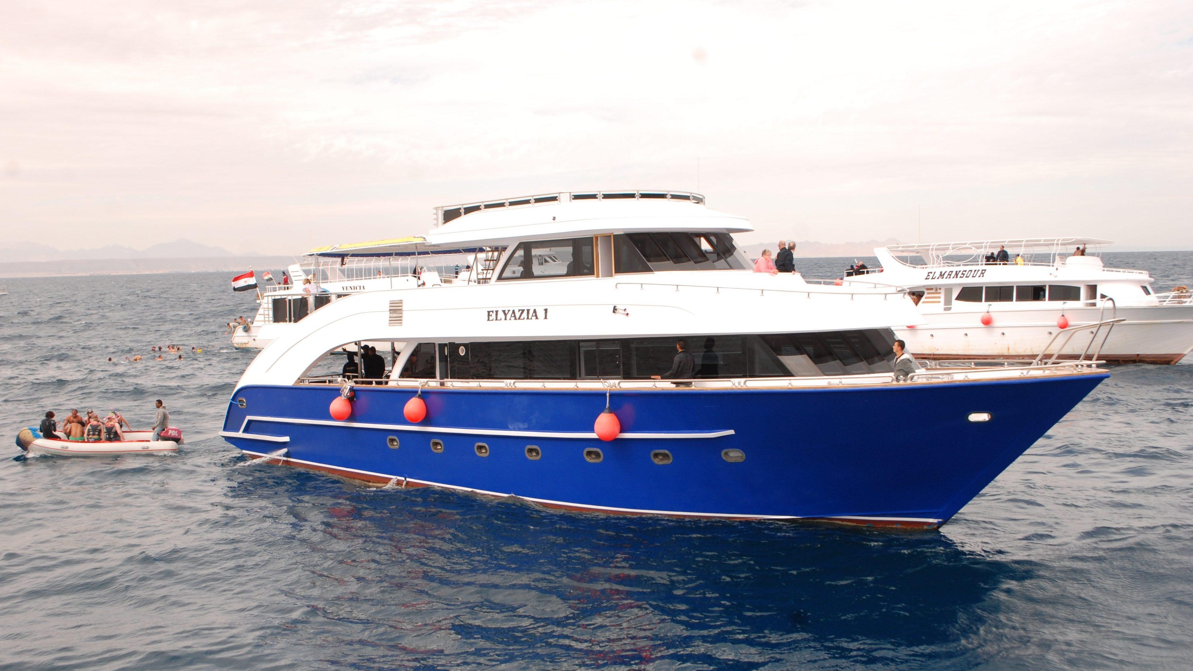 Orange Bay Trip Hurghada Program