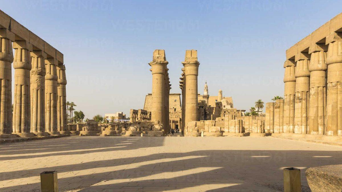 Древнеегипетские храмы