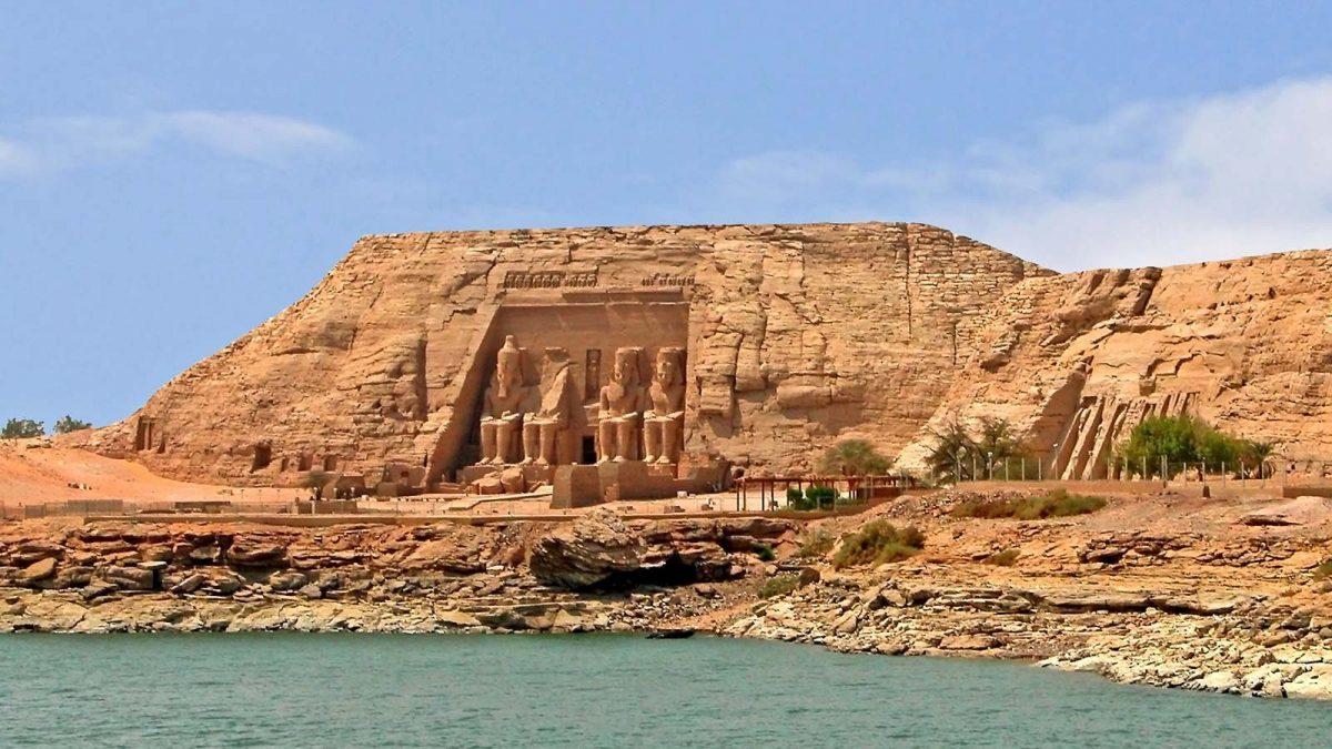 Храмы Абу Симбел