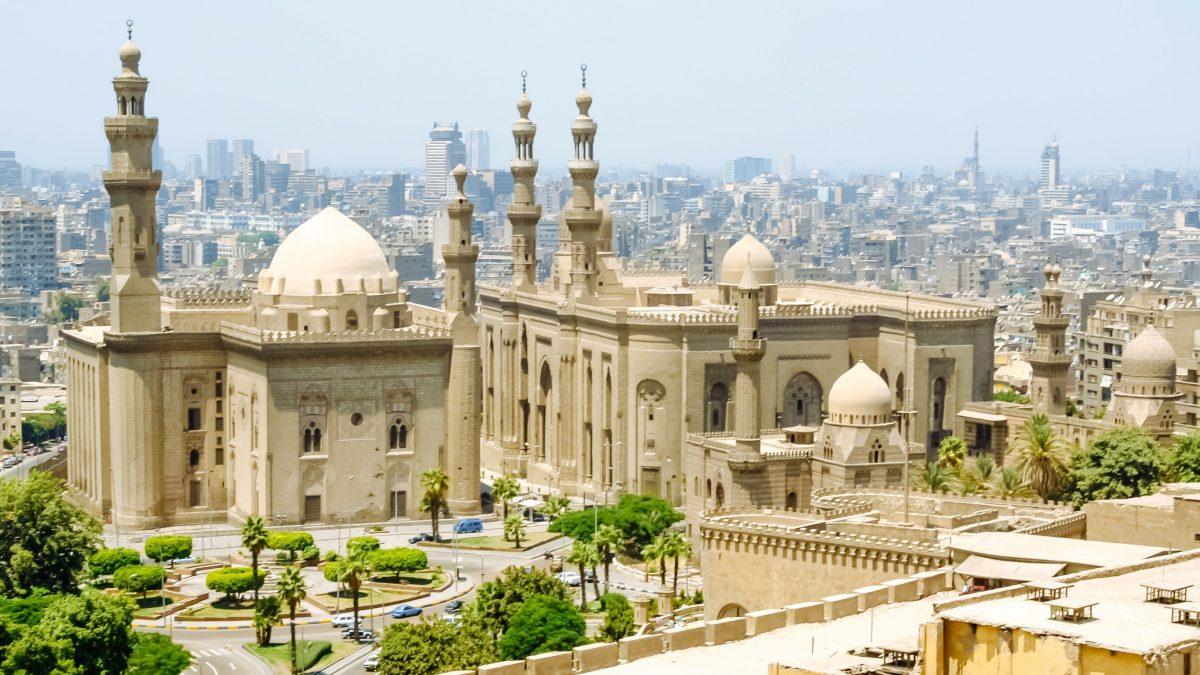 Ägyptische Städte