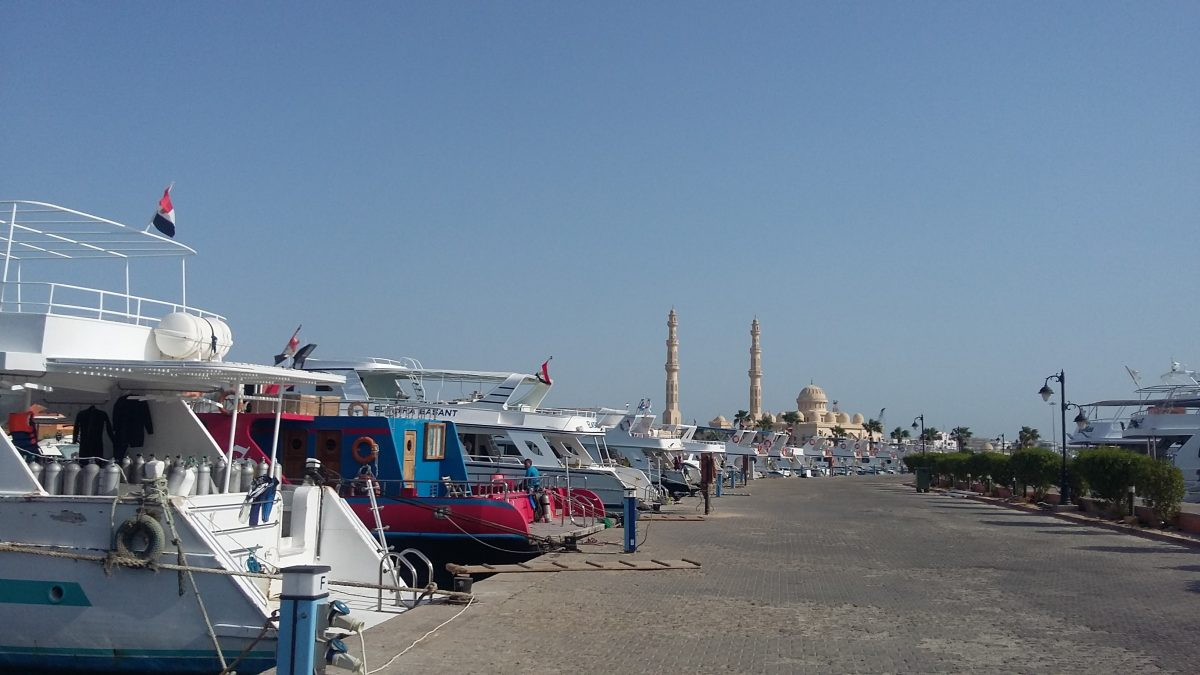 Hurghada Group Excursions