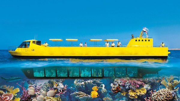 Semi Submarine Trip Hurghada