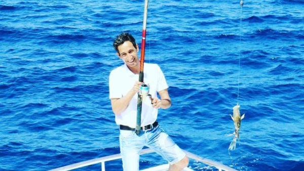 Individual Fishing Trip Hurghada