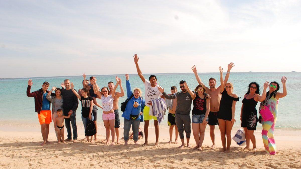 Giftun Island Trip Hurghada Price