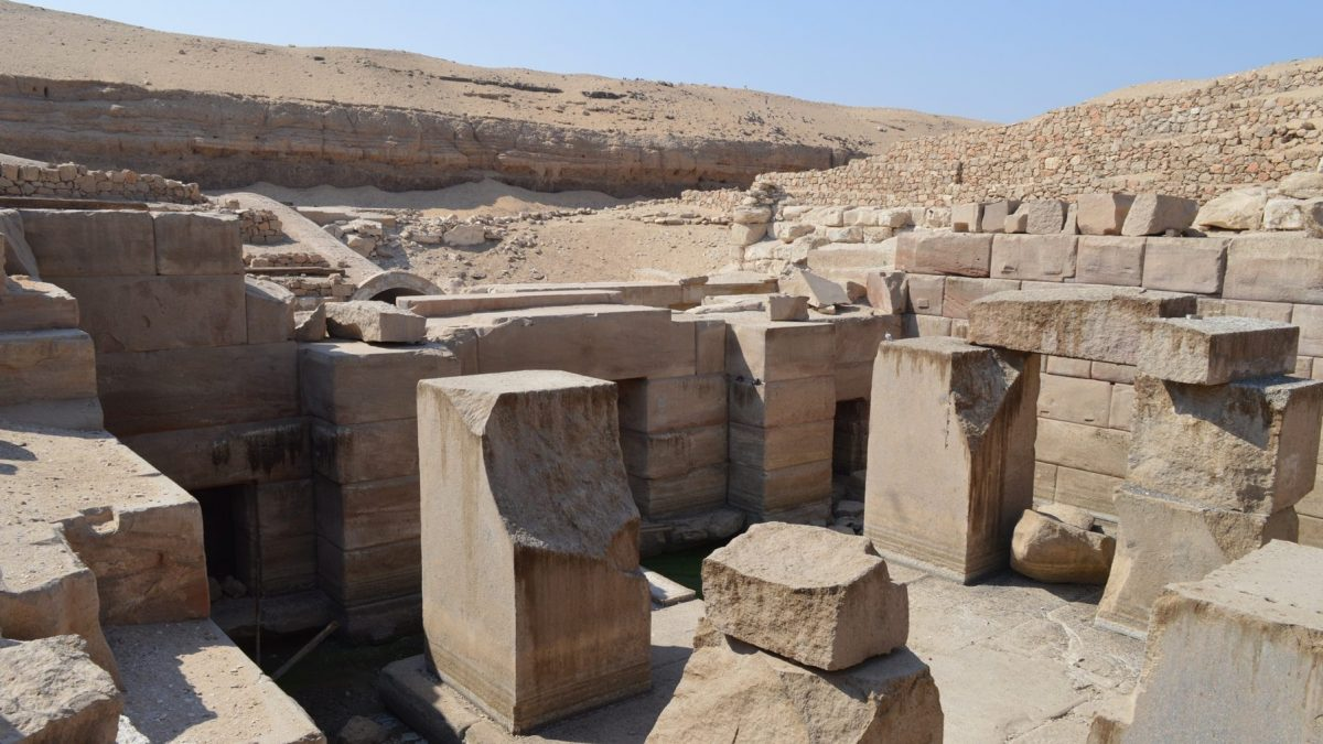 Храмовый комплекс Абидос