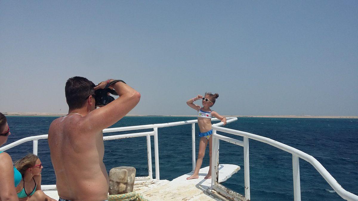 Sea Trips in Safaga