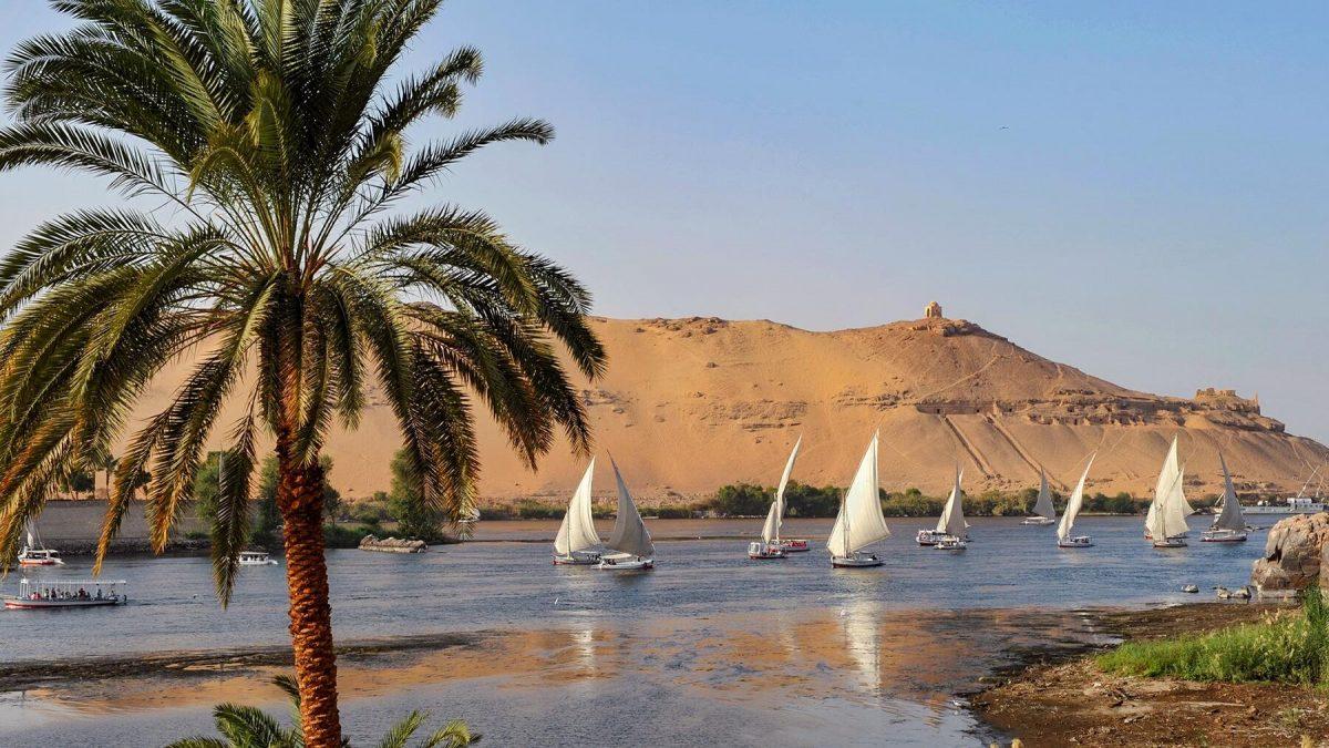 Ο ποταμός Νείλος