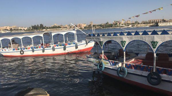 Nilbootfahrt Hurghada