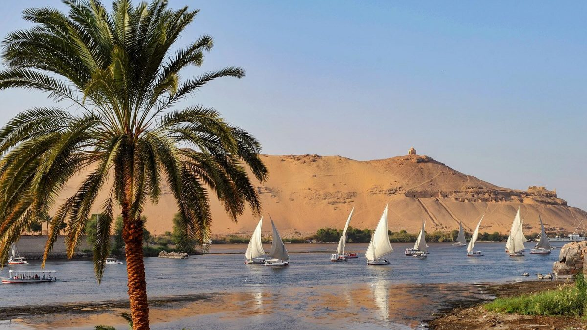 Rivier de Nijl