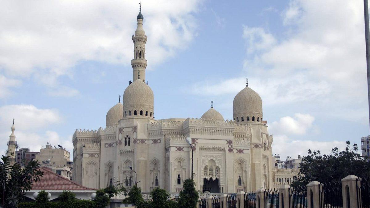 Мечеть Абу ель Аббас