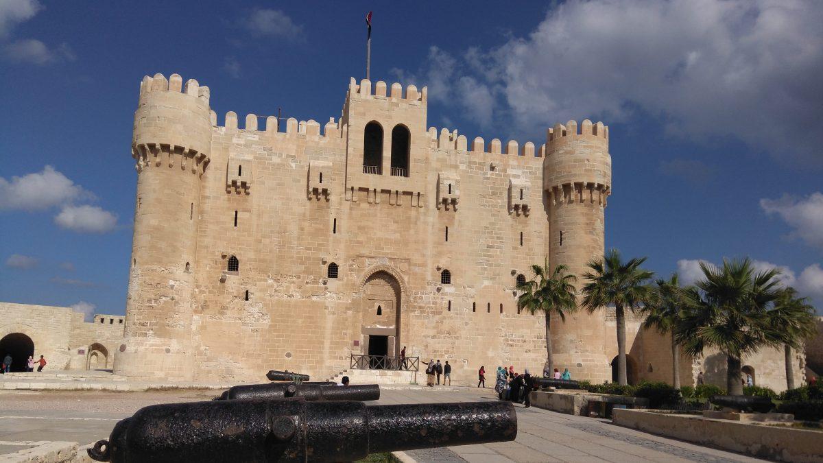 Citadela Qaitbay