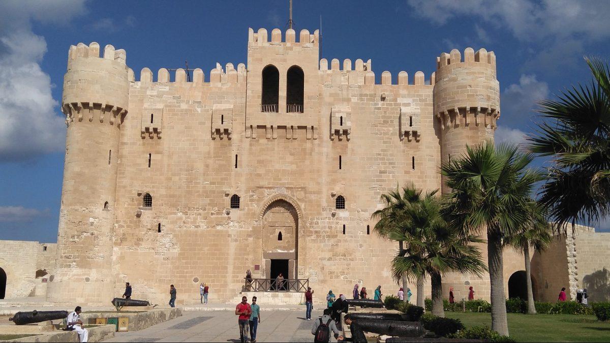 Citadellet i Qaitbay