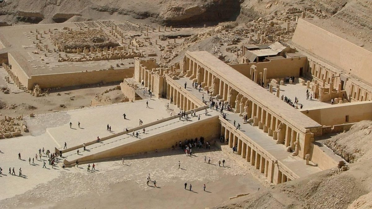 Complexe Deir el Bahari