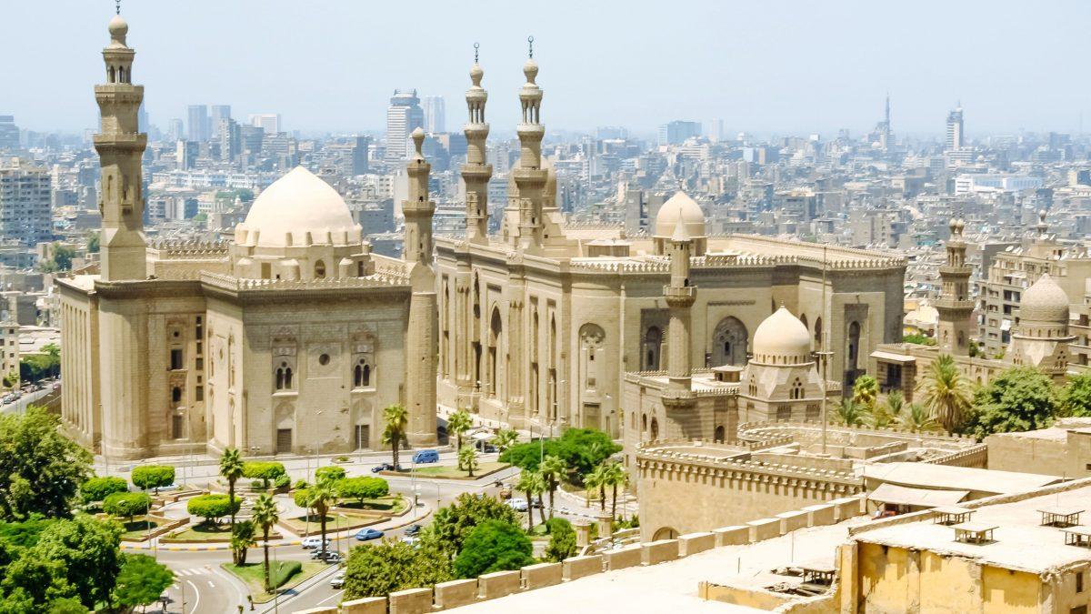 Egyptiska städer
