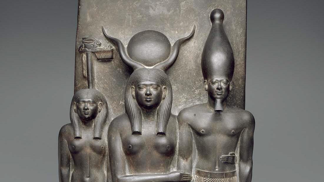 Gudinnan Hathor
