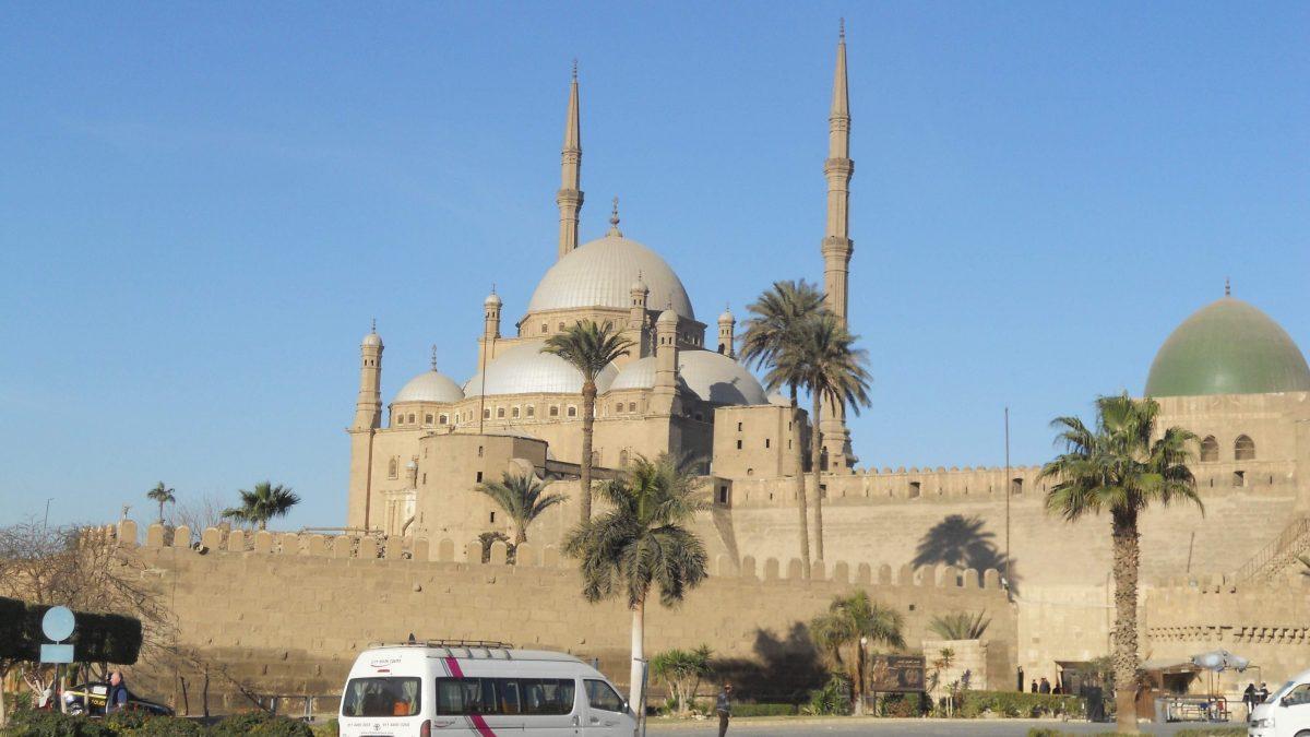 Káhirská citadela