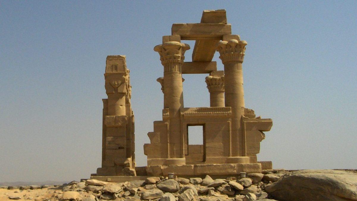 Kalabshas tempel