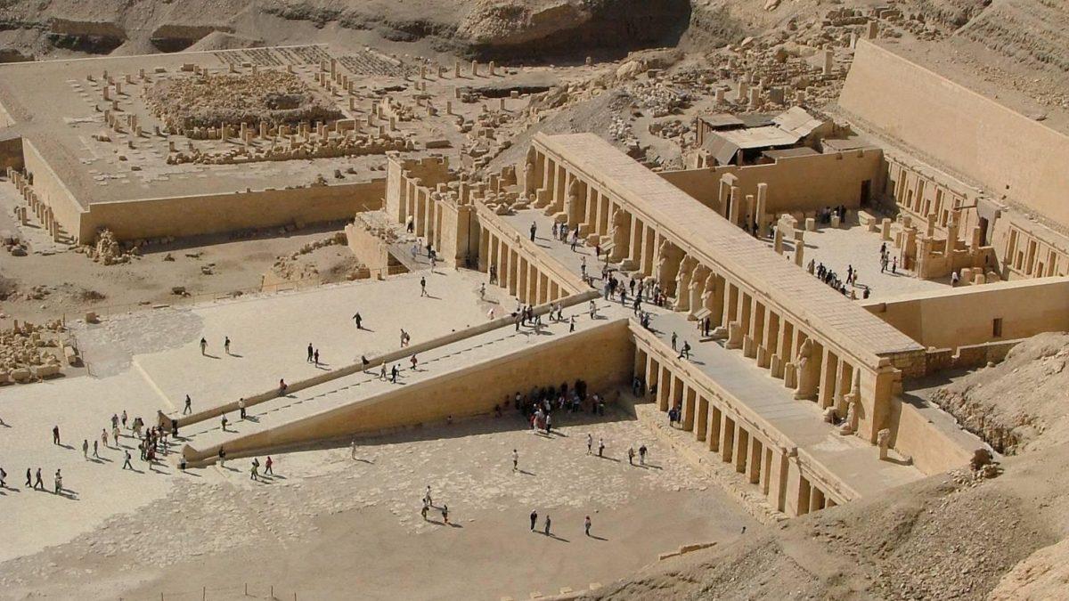 Komplex von Deir el Bahari
