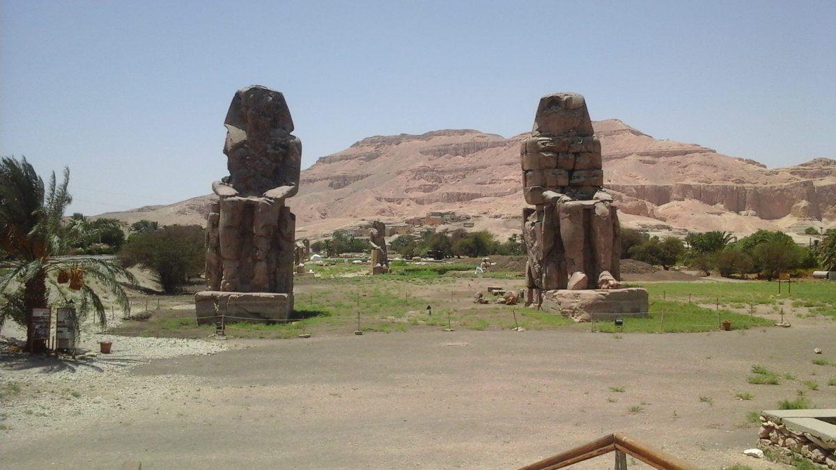 Pharaons d'Egypte