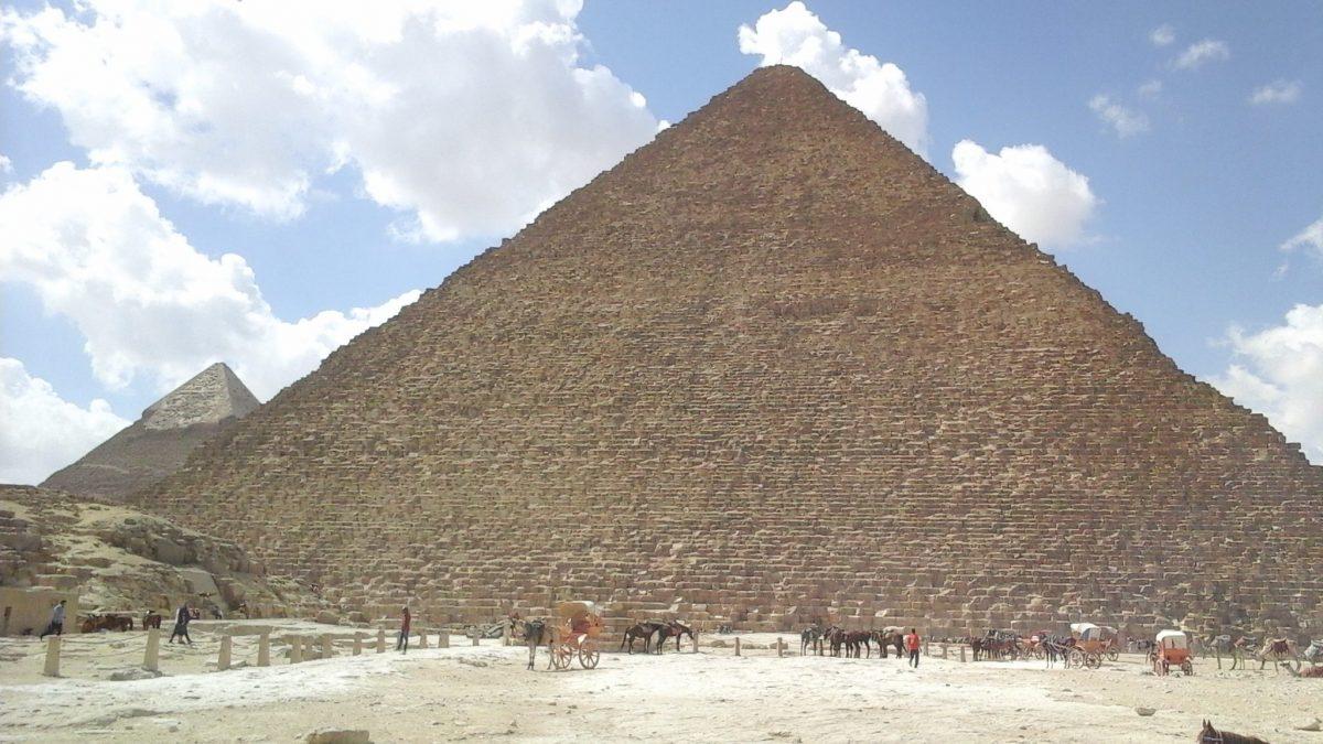 Pyramide von Khufu
