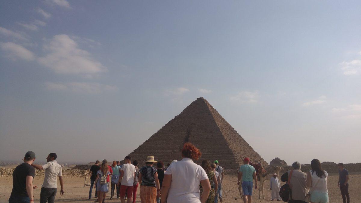 Pyramide von Menkaure