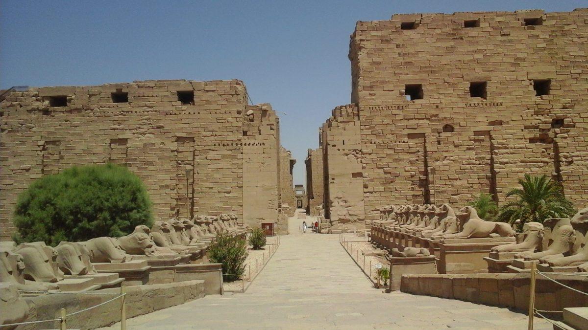 Templen i Karnak