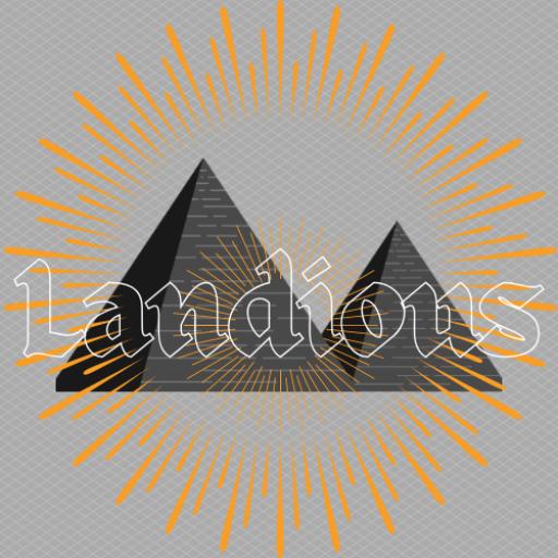 Landious Travel Logo