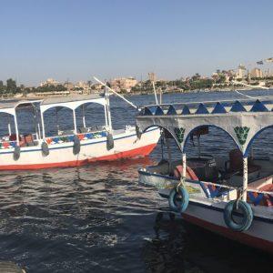 Boottocht op de Nijl Hurghada