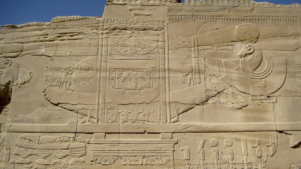 Festivals in Ancient Egypt