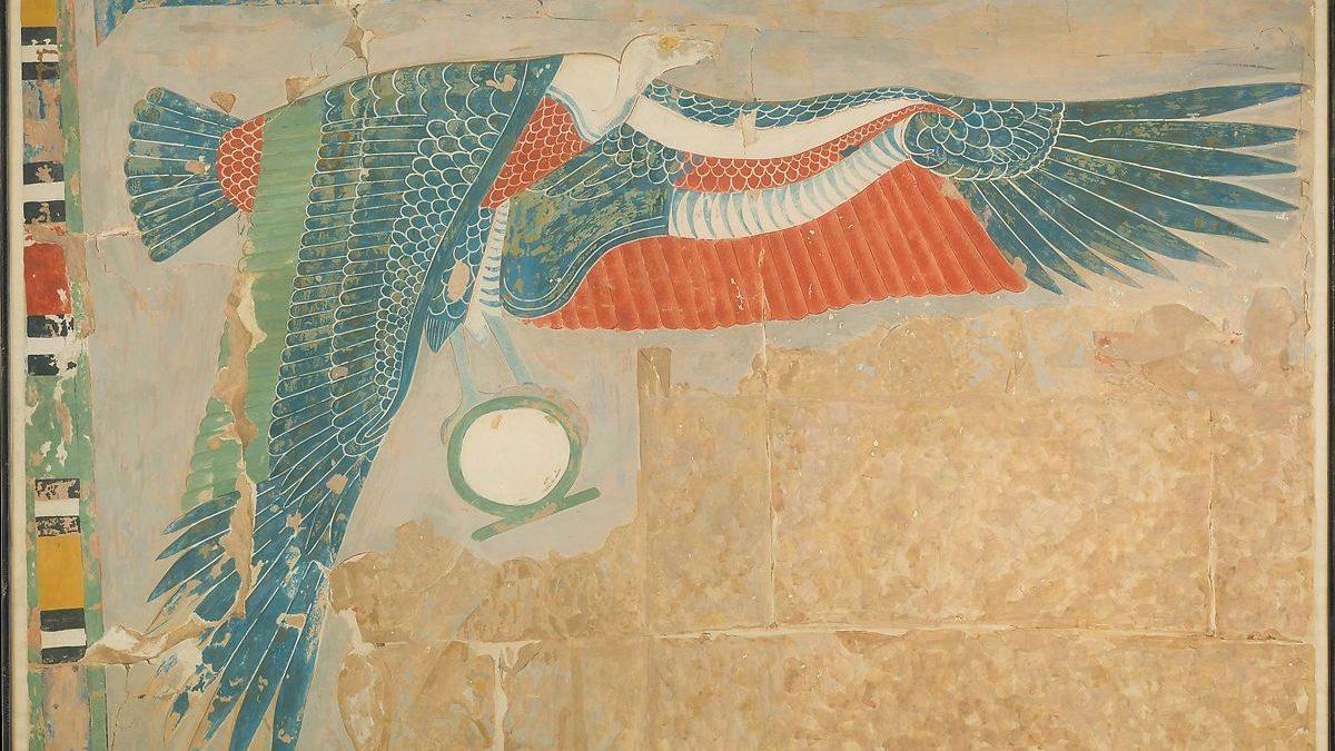 Goddess Nekhbet