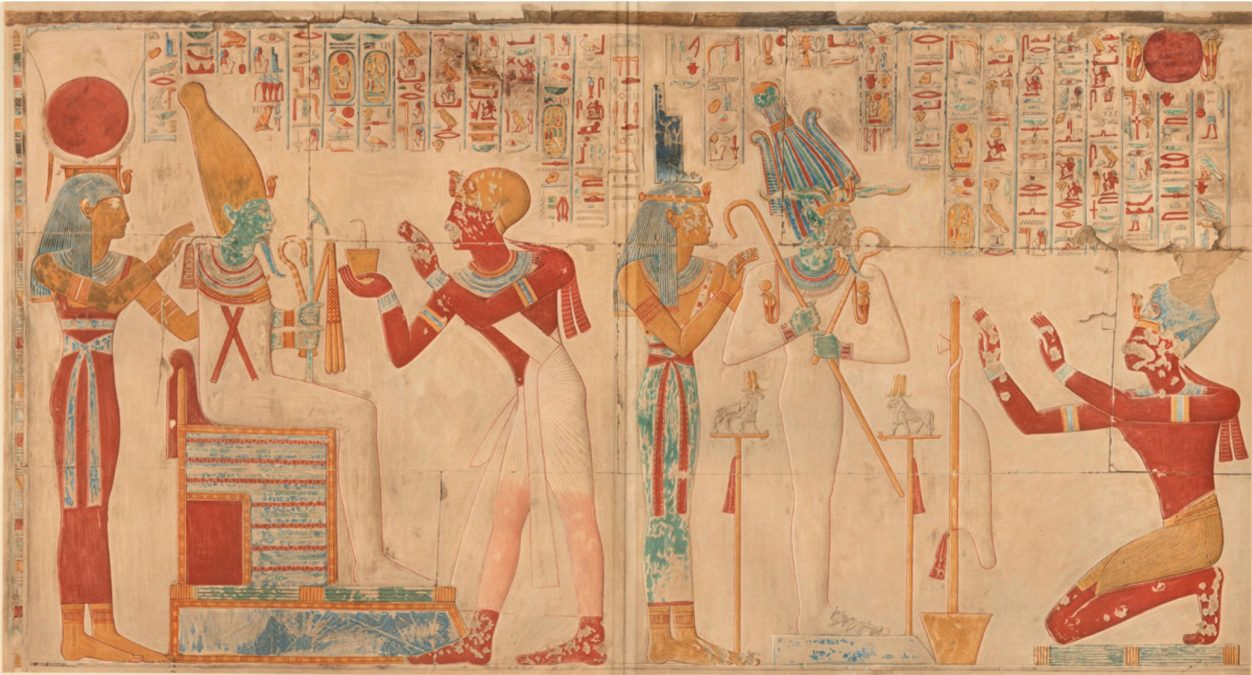 Gott Osiris
