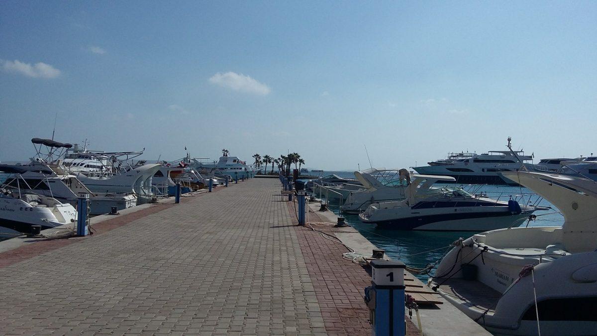 Hurghada stad