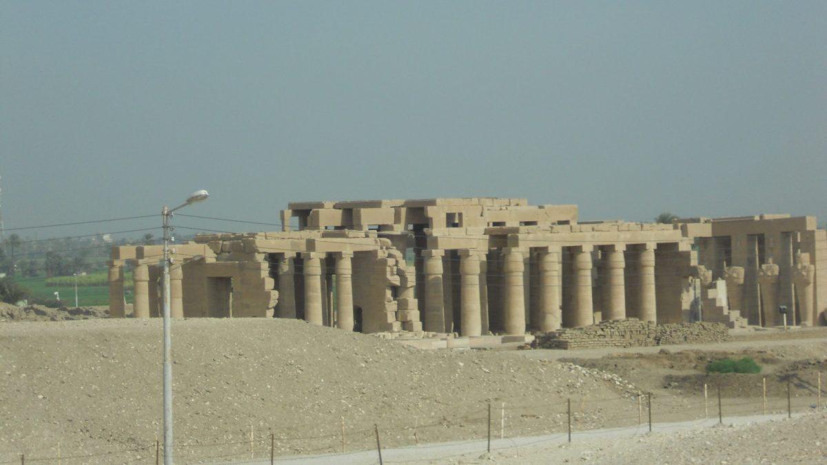 Ramesseum Tempel
