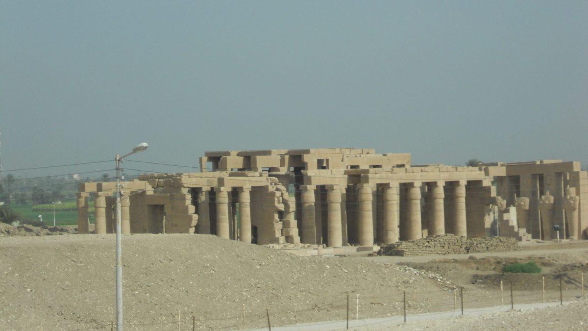 Ramesseum templet