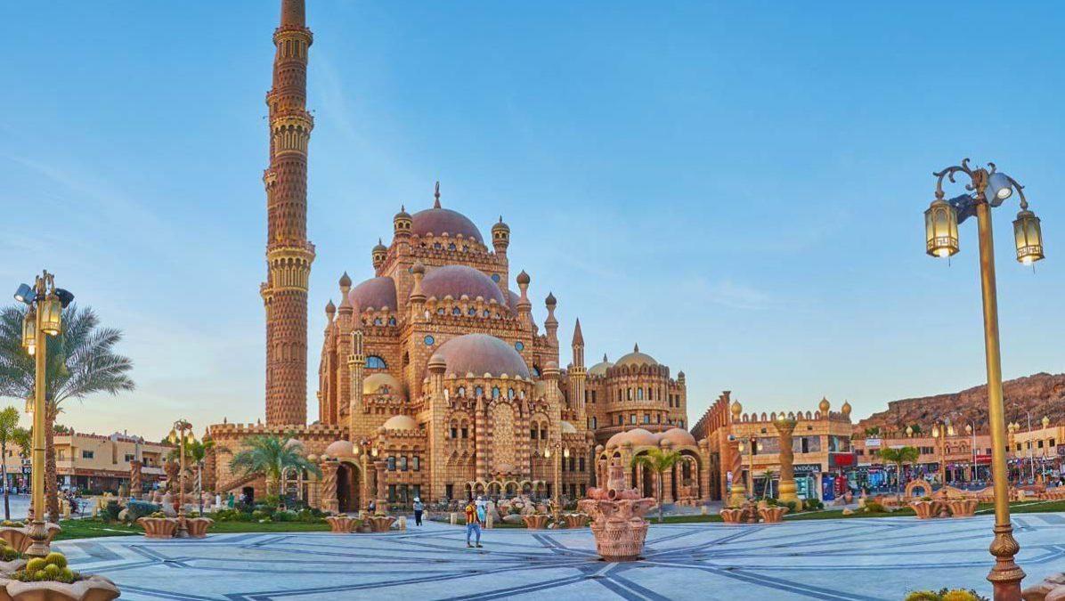 Sharm El Sheikh stad