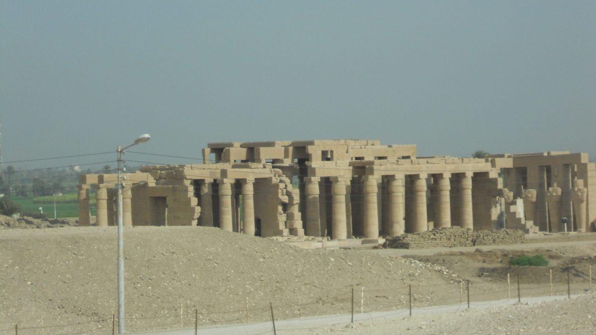 Świątynia Ramesseum