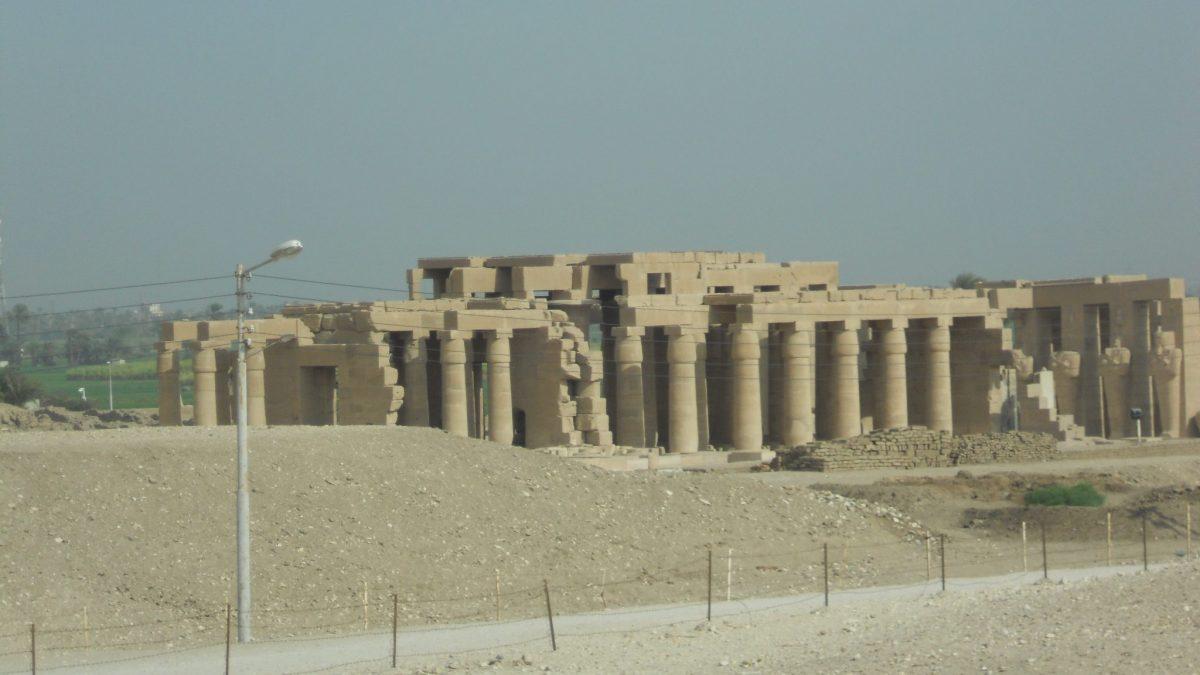 Tempio Ramesseum
