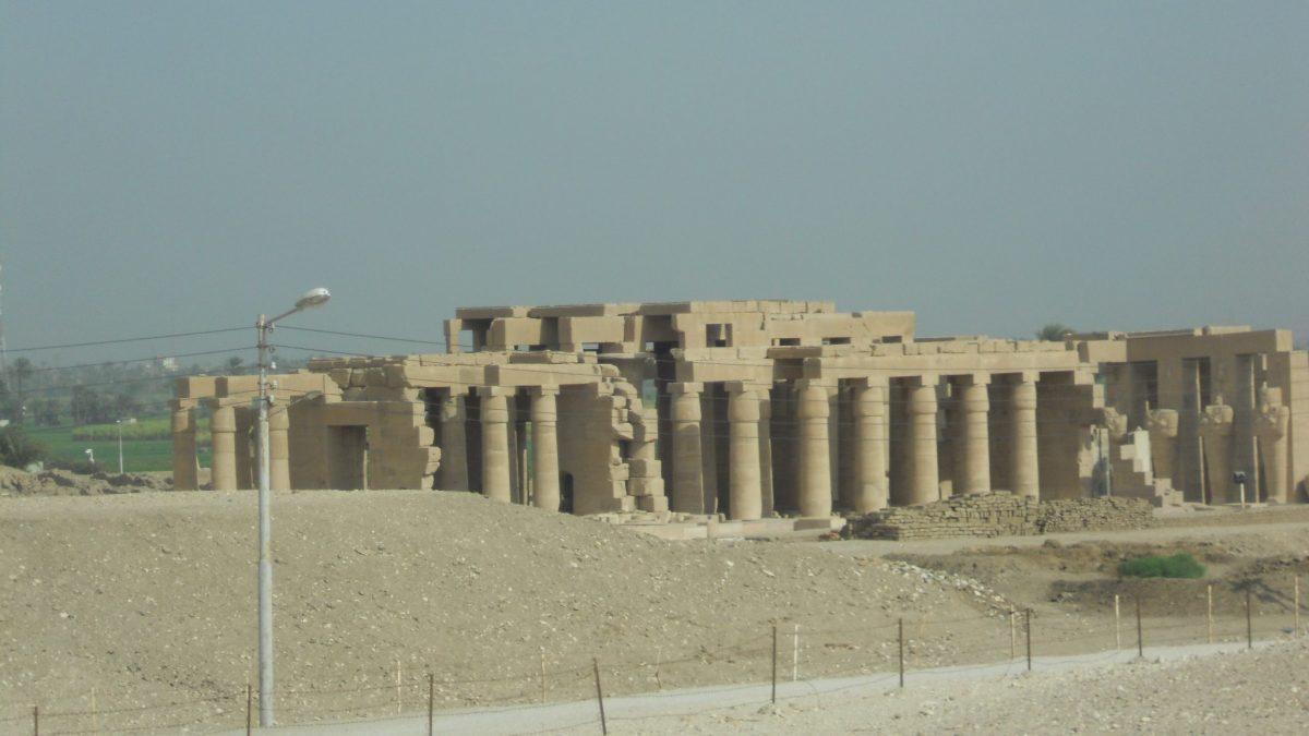 Temple Ramesséum