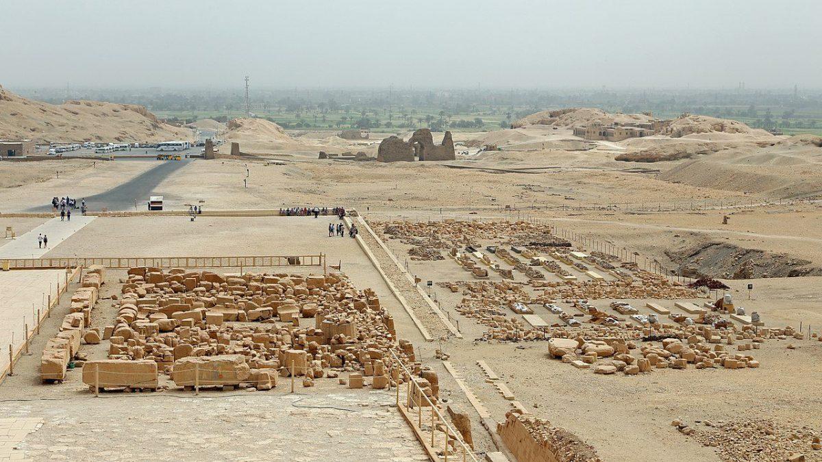 Thutmosis IIIs Tempel