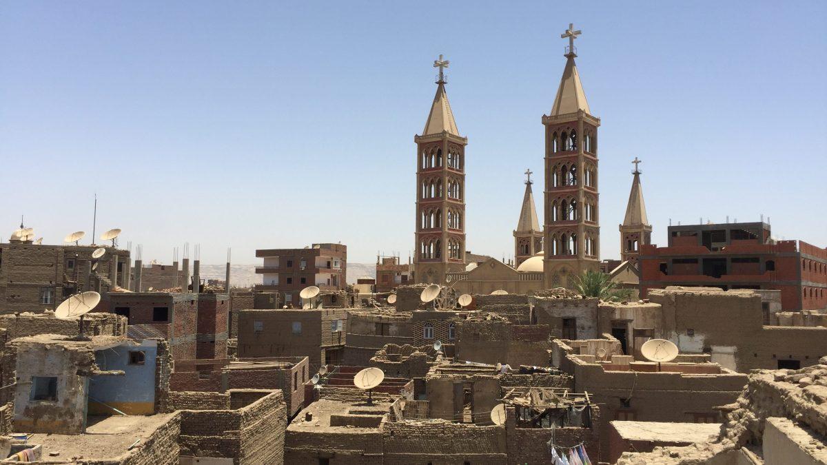 Abydos dorp