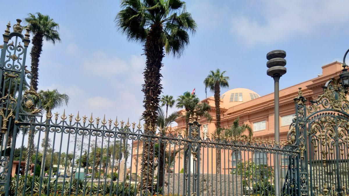 Ägyptische Museum Touren