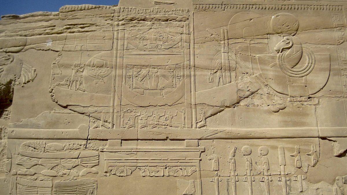 Feste im alten Ägypten