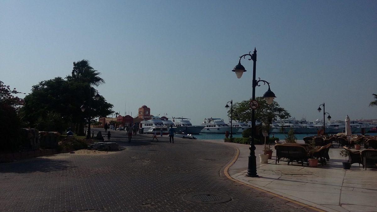 Hurghada Stadt
