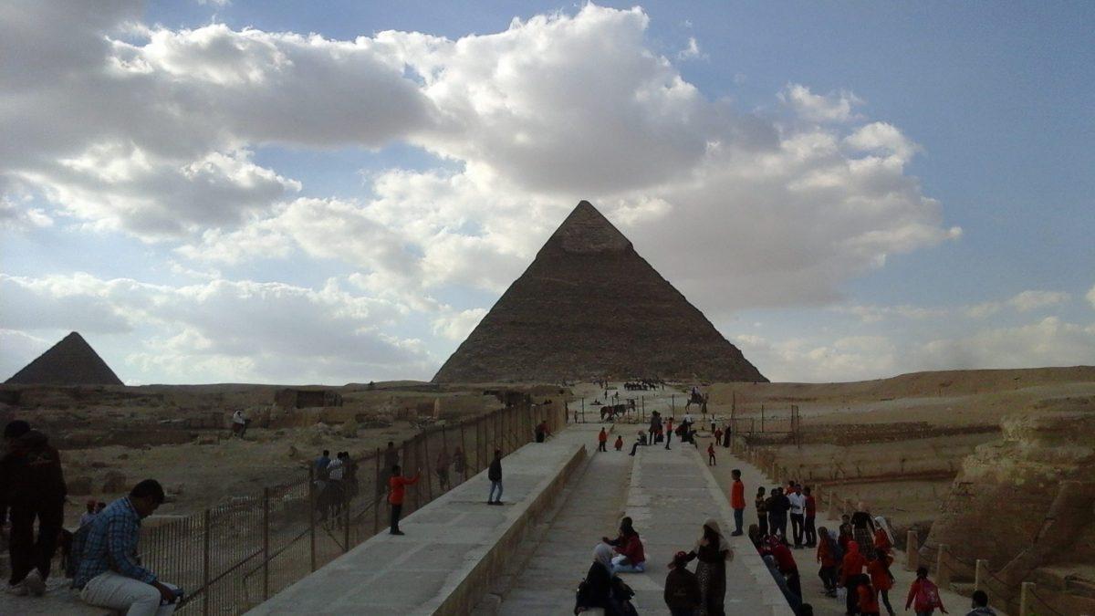 Pyramide von Chaefre